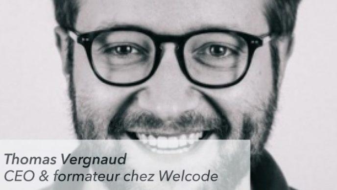 Interview Thomas Vergnaud Welcode