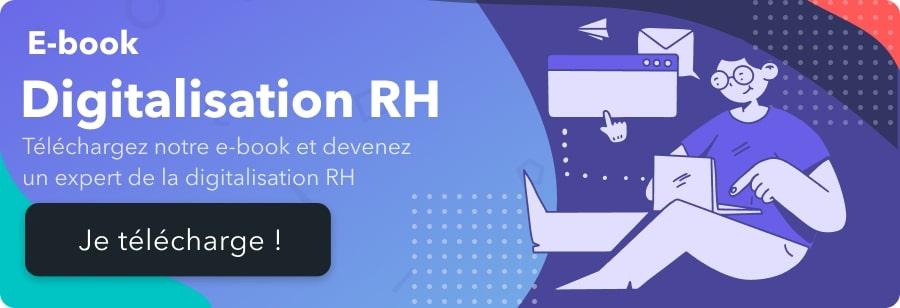 Télécharger l'ebook sur la digitalisation RH