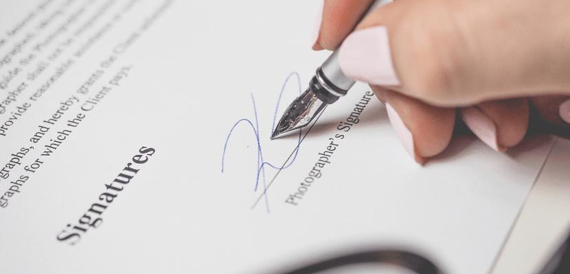 Modèle de contrat de travail CDI