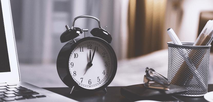 Modulation du temps de travail travail