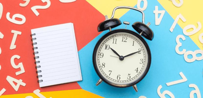 Calcul du temps de travail