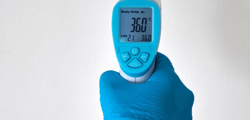 Protocole sanitaire tests de dépistage et prise de température